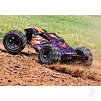 Traxxas E-Revo VXL Purple Brushless 1:10 4WD Brushless Electric Monster Truck (+ TQi, VXL-6s, TSM)